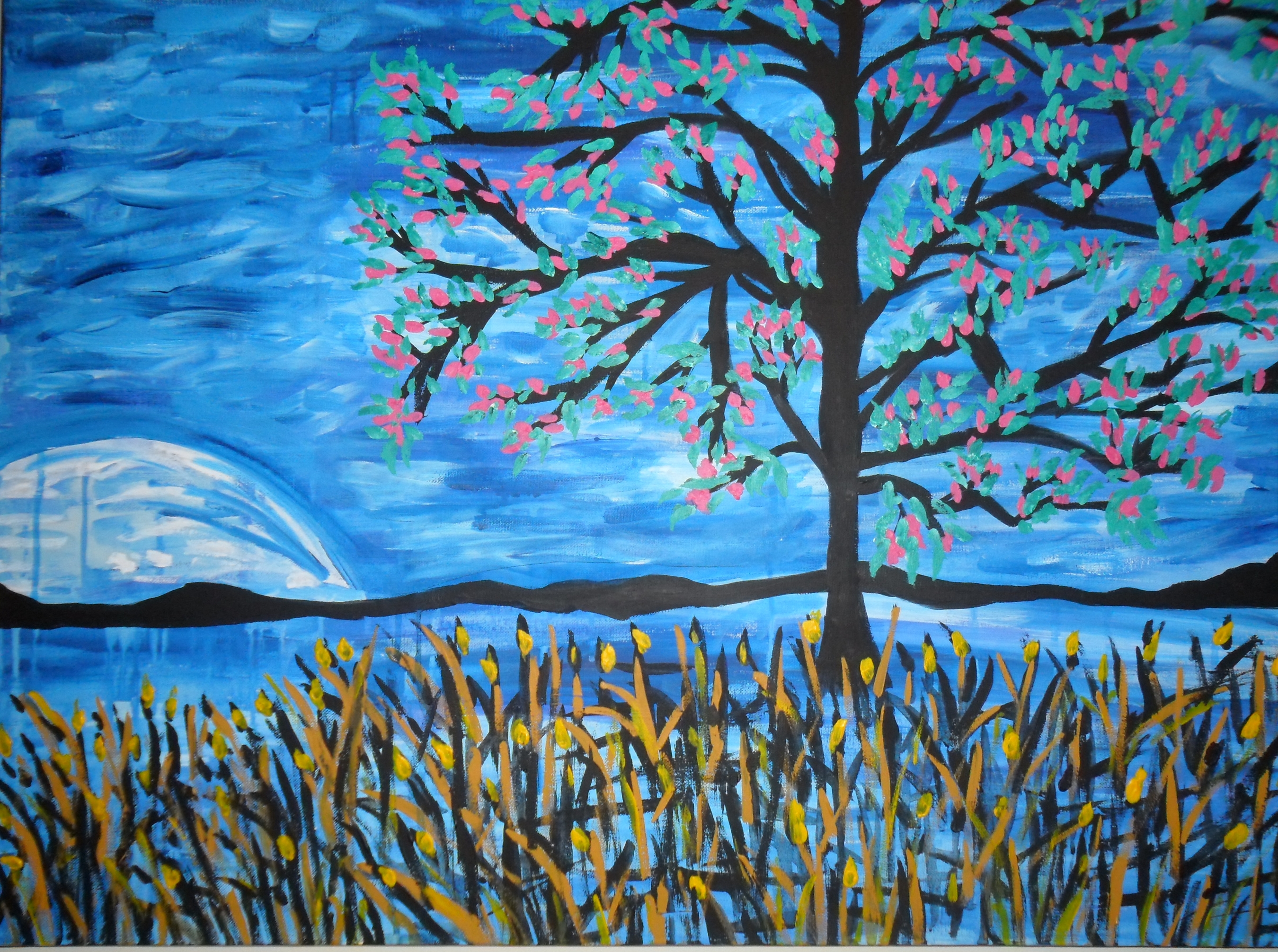 the importance of creating art in my life Why we all need art in our lives people and places of important events creating art allows us to slow down and experience the full range of our emotions.