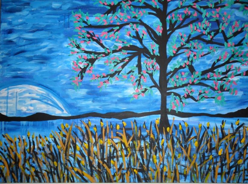 Our Tree – By CharlotteFarhan