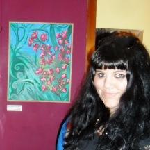 Artist Charlotte Farhan