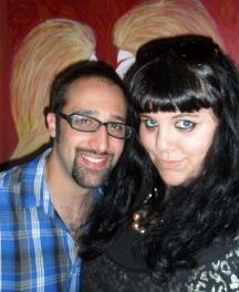 Charlotte and Mohammed Farhan