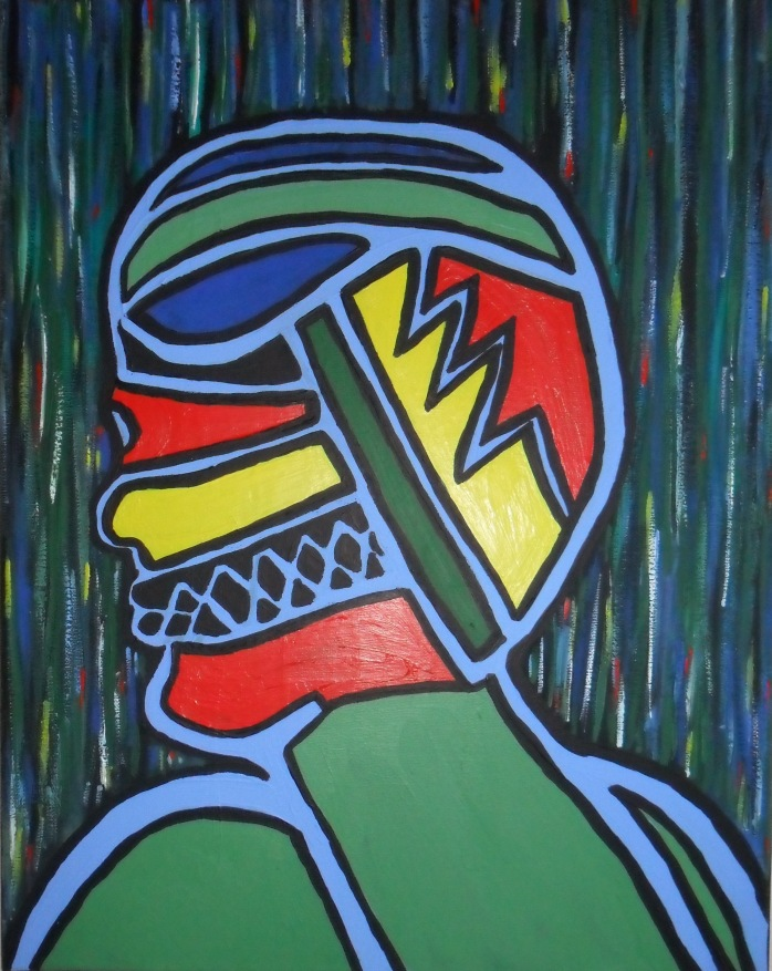internal thought - By Charlotte Farhan