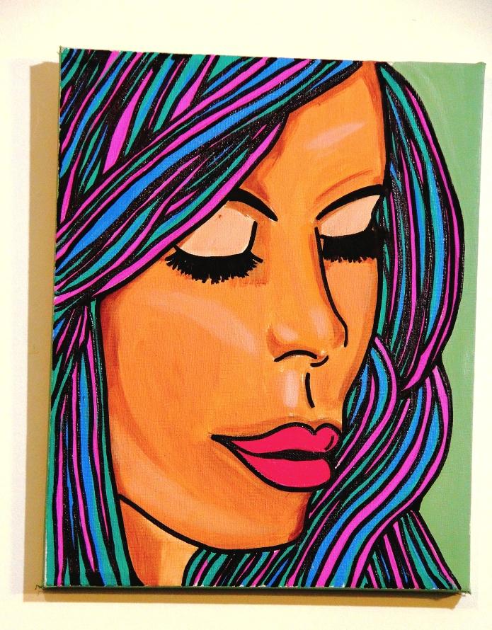 True Colours - By Charlotte Farhan