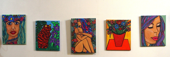 Charlotte Farhan Art  http://www.charlottefarhanart.com/