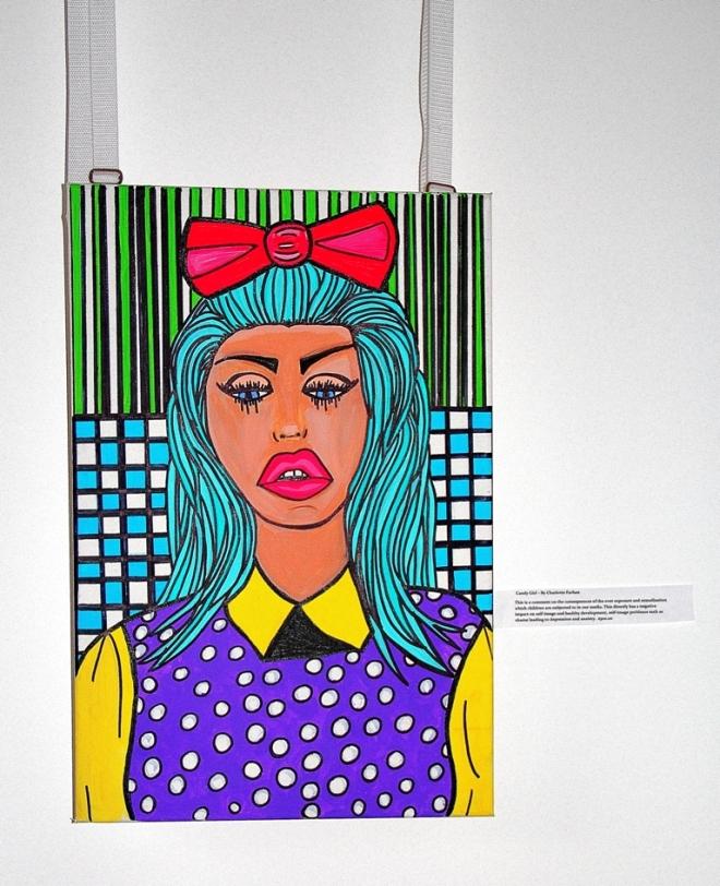 Candy Girl By Charlotte Farhan