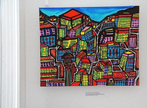 Amman Cityscape (down town) - By Charlotte Farhan