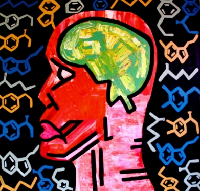 Anxiety - By Charlotte Farhan