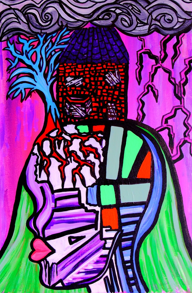 PTSD - By Charlotte Farhan