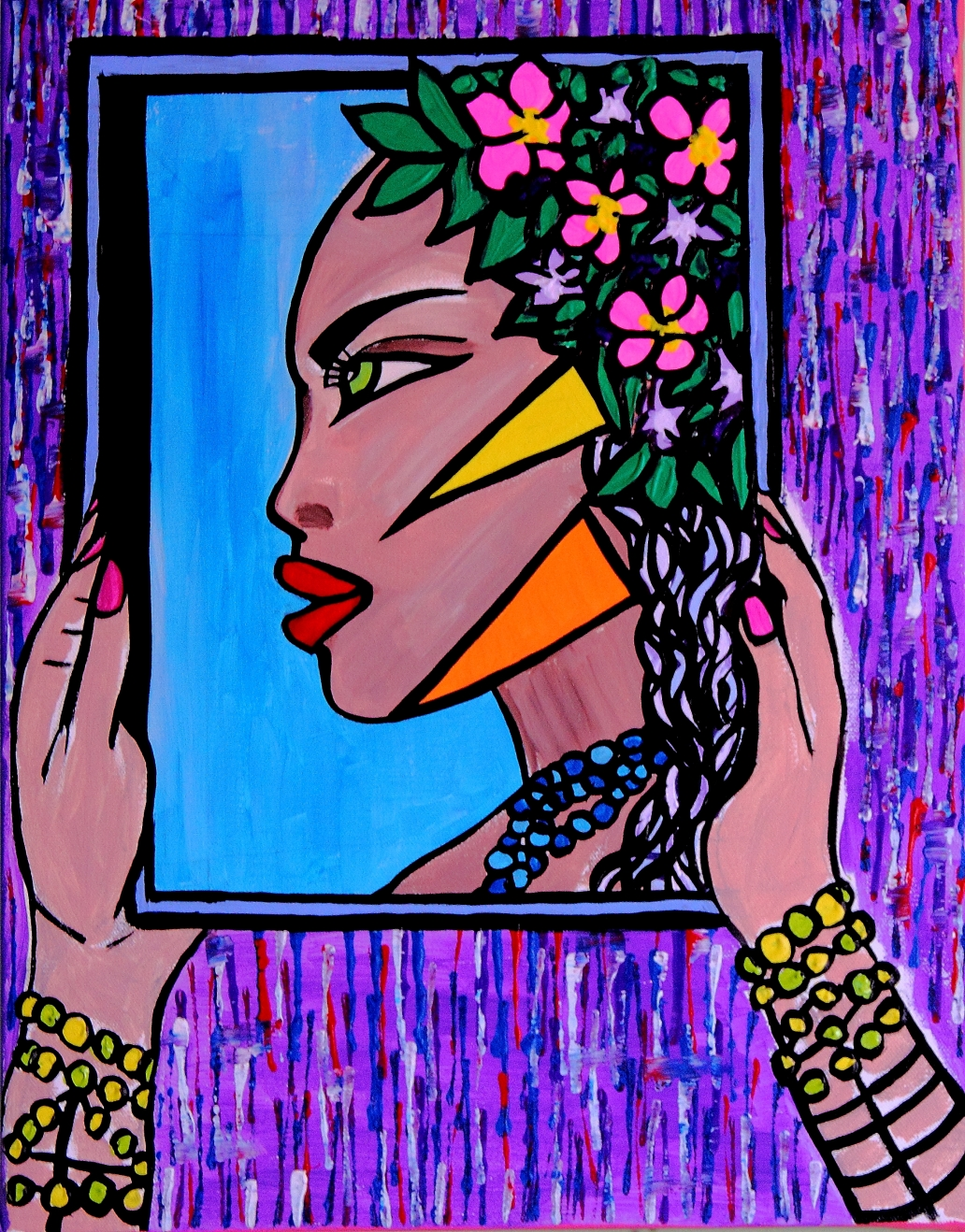 Find Your Warrioress - By Charlotte Farhan