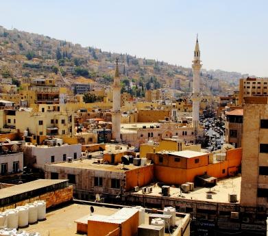 The Hashemite Kingdom of Jordan Photography By Charlotte Farhan Down-town Amman