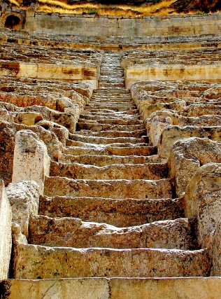 The Hashemite Kingdom of Jordan - Photography By Charlotte Farhan Amman Roman Amphitheatre