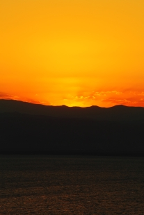 The Hashemite Kingdom of Jordan Photography By Charlotte Farhan Sunset over the Red Sea in Aqaba