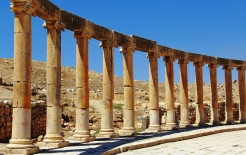 The Hashemite Kingdom of Jordan Photography By Charlotte Farhan Jerash