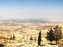 The Hashemite Kingdom of Jordan Photography By Charlotte Farhan View of The Holy Land from Mount Nebo