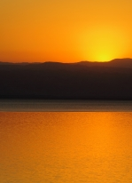 The Hashemite Kingdom of Jordan Photography By Charlotte Farhan Sunset over The Dead Sea