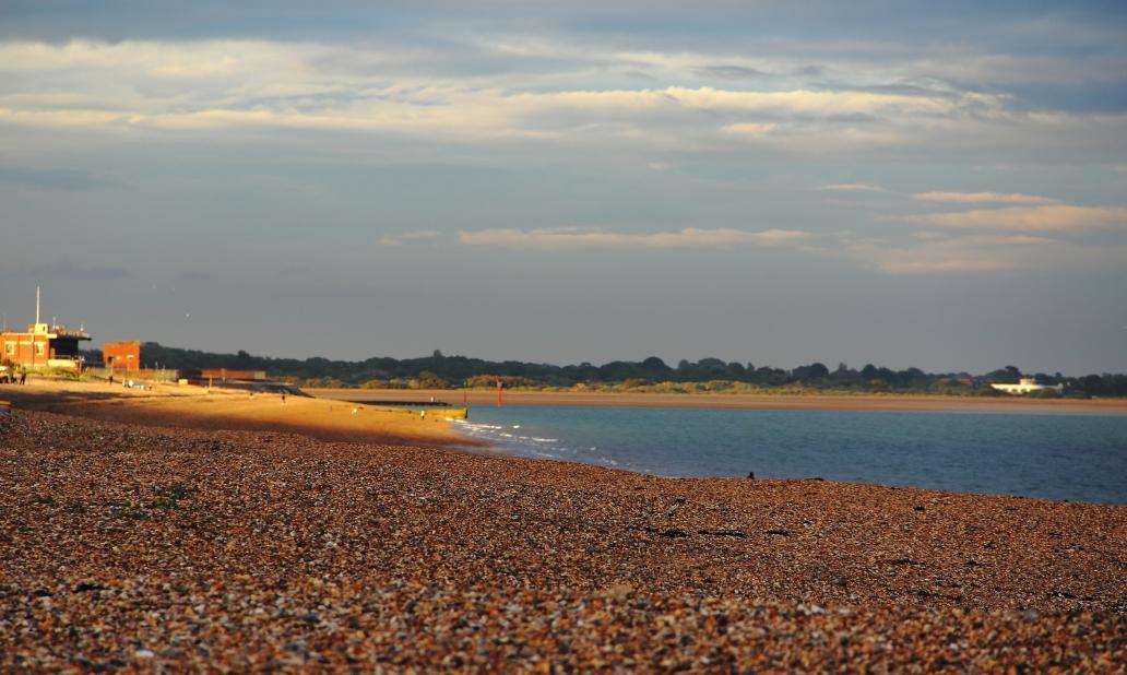 Eastney Beach - Portsmouth - Photography by Charlotte Farhan