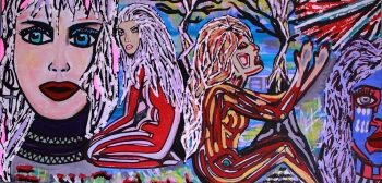 Image result for female depiction in art