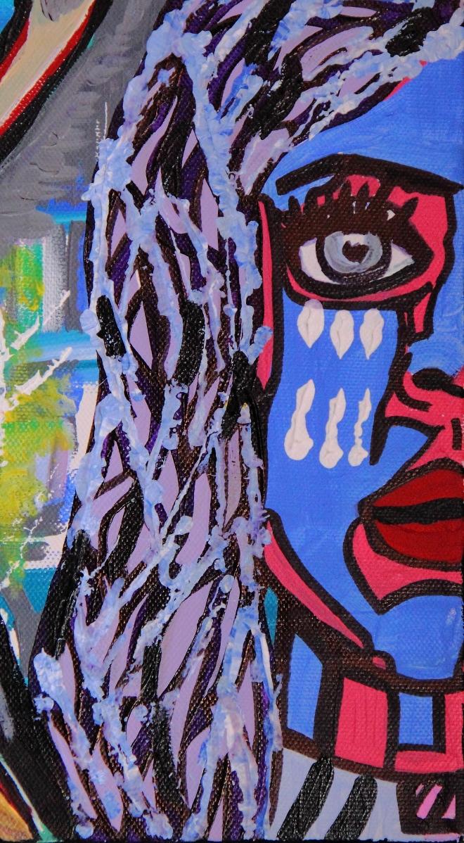 Losing my Identity - By Charlotte Farhan - The Child