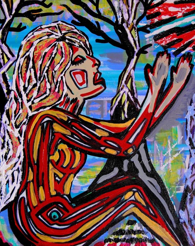Losing my Identity - By Charlotte Farhan - The Benevolent one