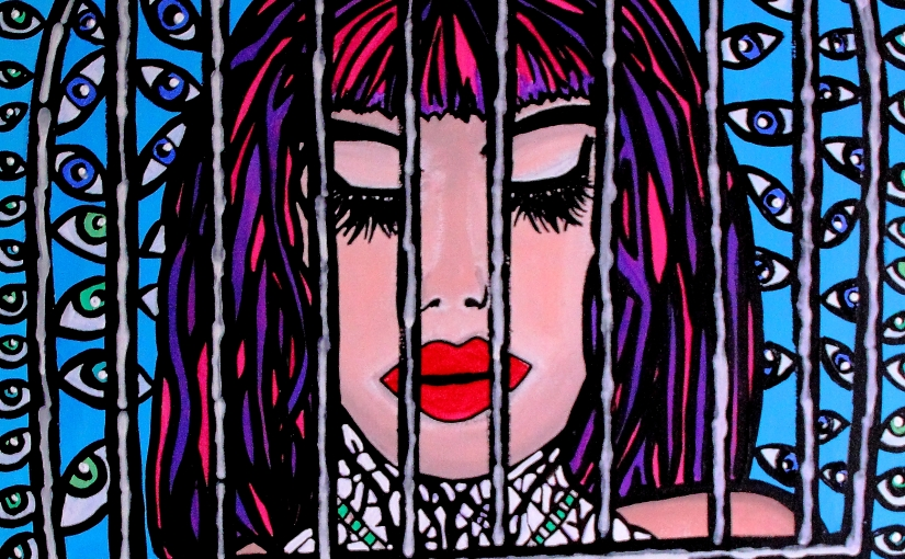 The Agoraphobic Artist – How I live in the captivity of mymind