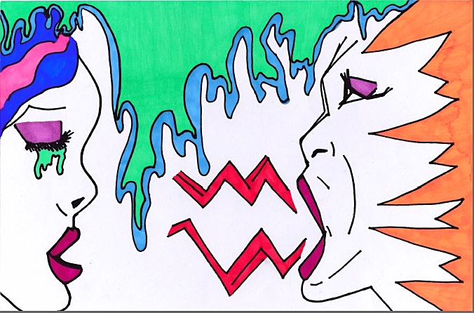 Neurosis and Psychosis - By Charlotte Farhan