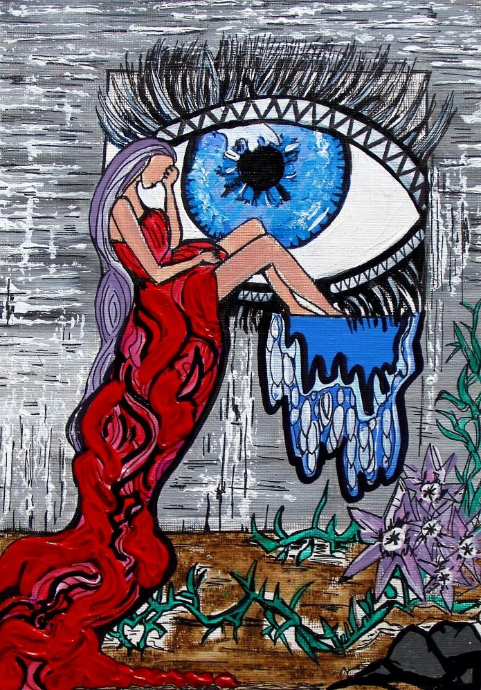 I Am Still Bleeding - By Charlotte Farhan