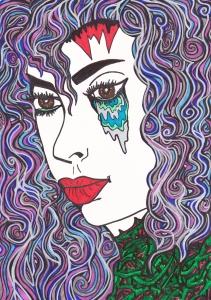 Emotions Take Over - By Charlotte Farhan