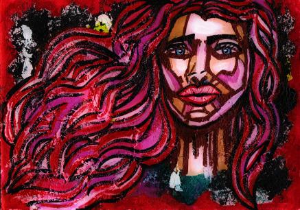 Red - By Charlotte Farhan