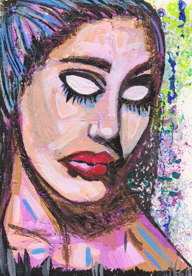 Staying Silent - By Charlotte Farhan