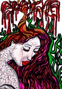 The Broken Willow - By Charlotte Farhan