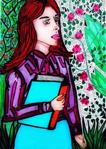 Sarah - By Charlotte Farhan