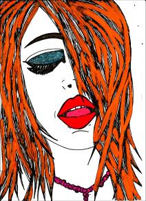 Red Runaway - By Charlotte Farhan