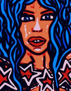 Star - By Charlotte Farhan