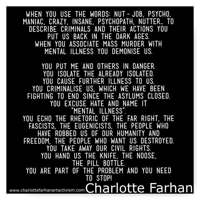 Charlotte Farhan Quote