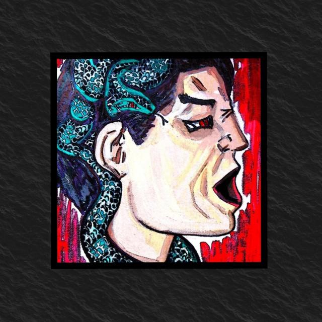 Predatory Mind – By Charlotte Farhan – Art to End the Silence onRape