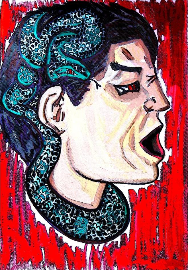 Predatory Mind - By Charlotte Farhan