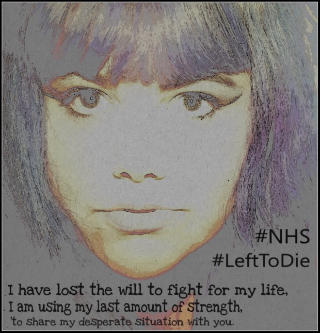 Charlotte Farhan - Open letter to NHS