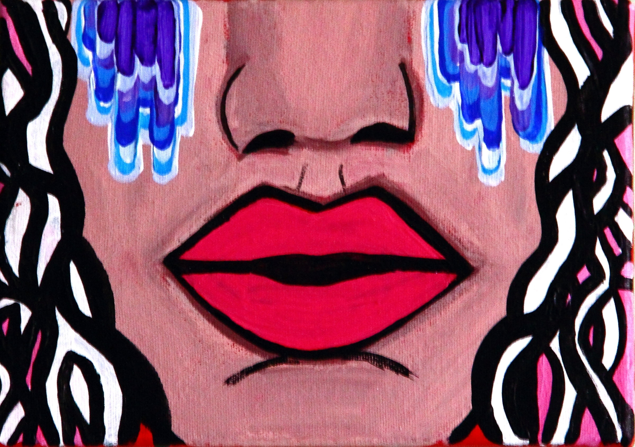 tears by charlotte farhan