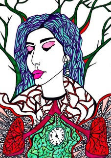 Time to breathe - By Charlotte Farhan
