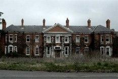 West Park Hospital, Epsom, England