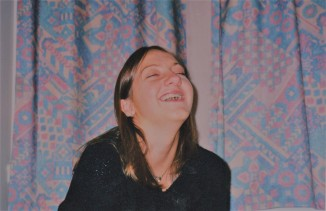 Jenny in 1999 at woodside psychiatric adolescent unit.
