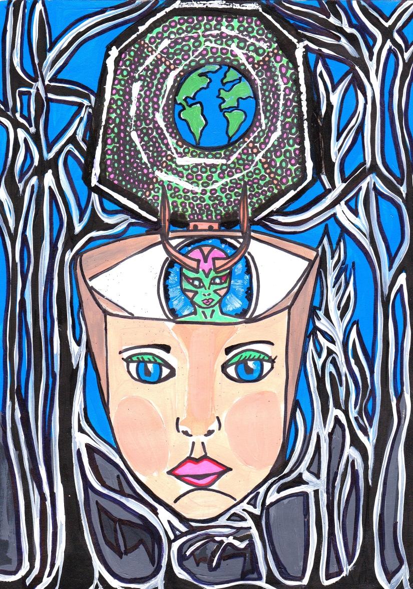 Impairment of Autonomy – Art and Poetry By CharlotteFarhan