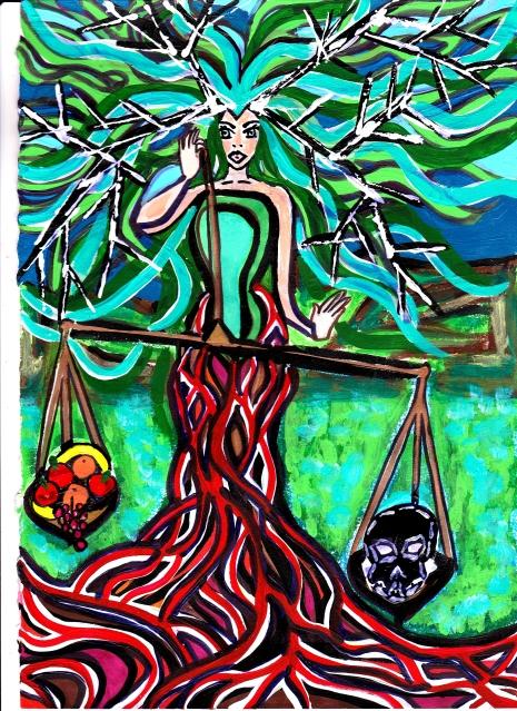 The Devouring Mother – Art By CharlotteFarhan