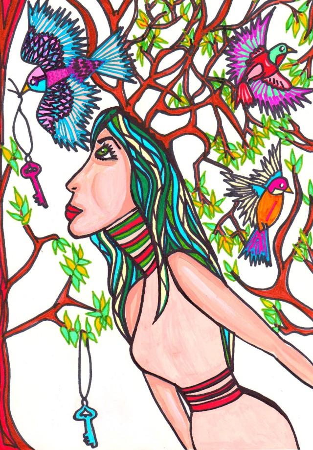 Growth By Charlotte Farhan
