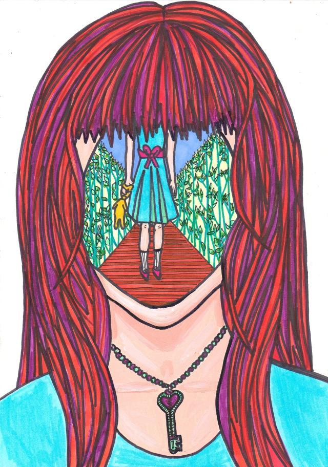 Introspection - By Charlotte Farhan