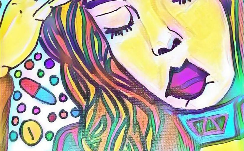 """I am Fine"" the mantra of unseen illness – By CharlotteFarhan"