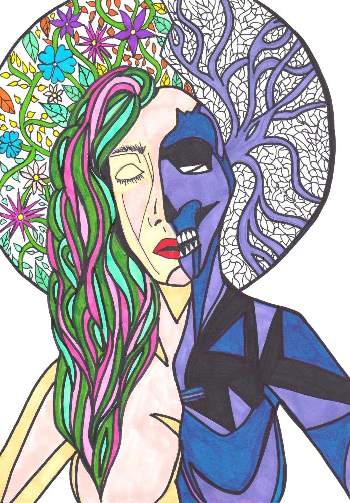 Life and Death - Charlotte Farhan