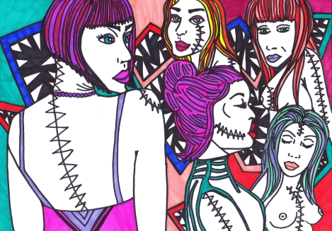Just Another Girl - By Charlotte Farhan