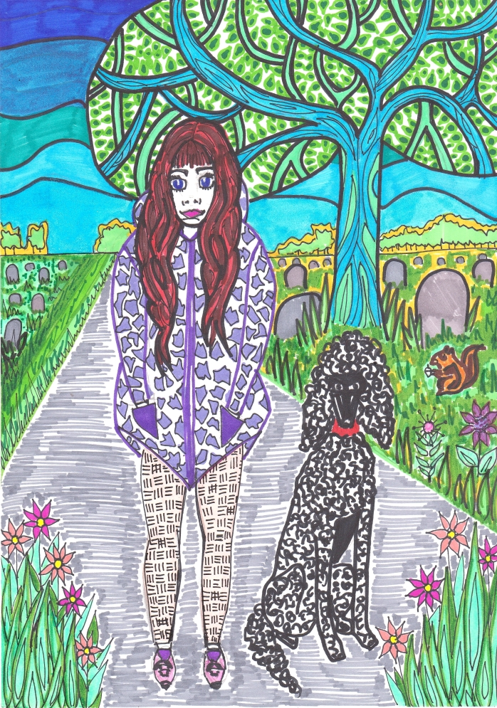 me and amadeaus - by charlotte farhan