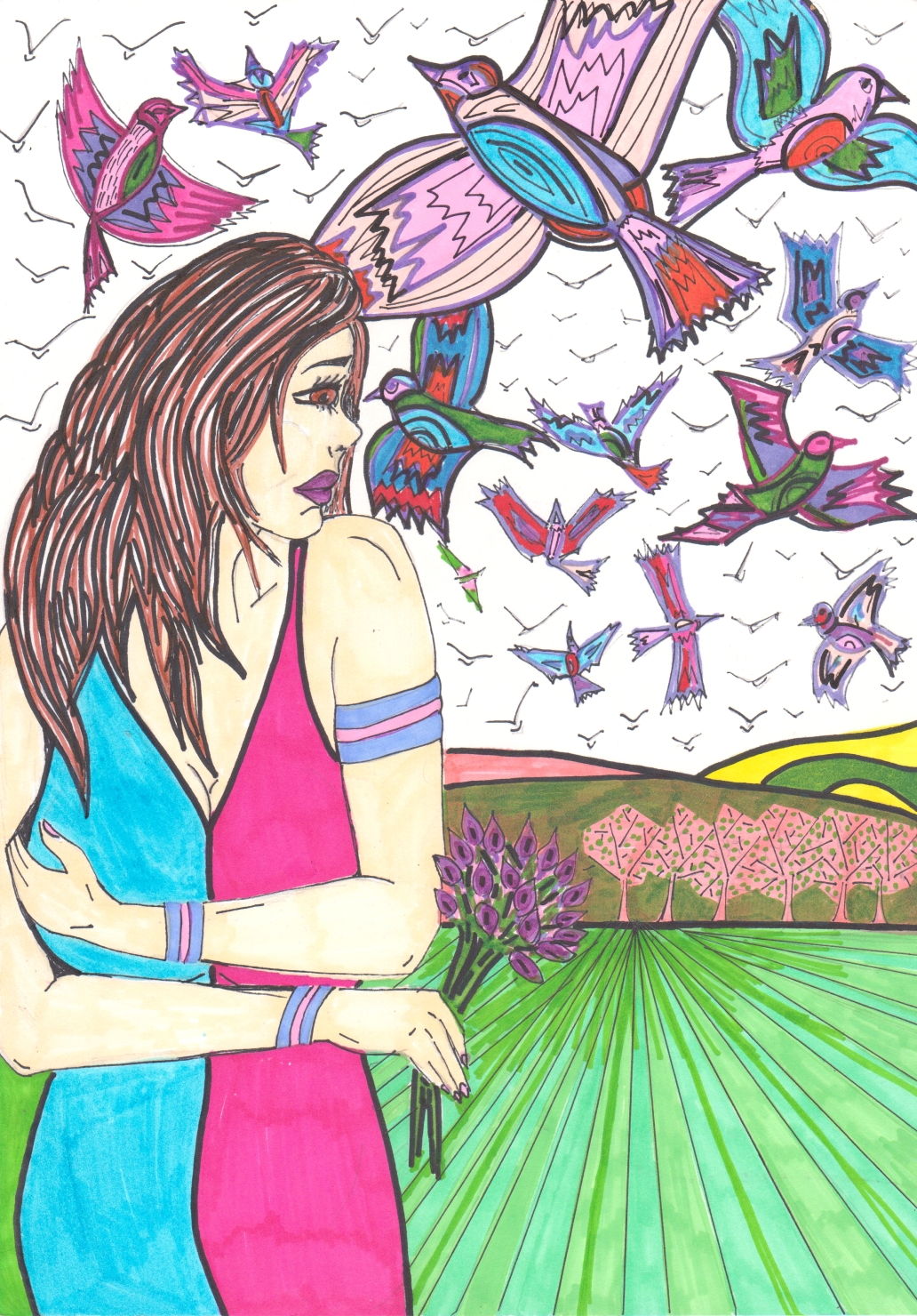 Waiting - By Charlotte Farhan
