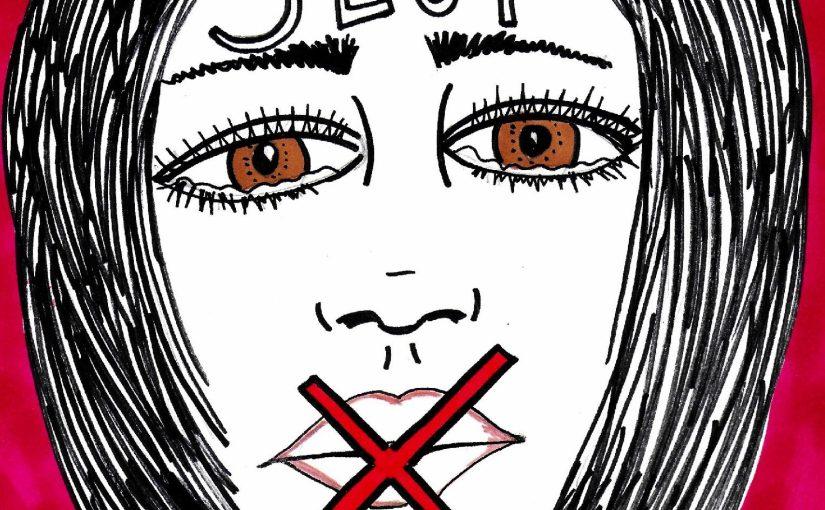 """Slut"" – Art to end the silence on rapeculture"